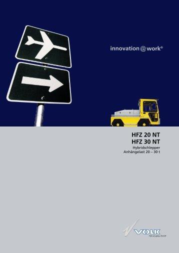 HFZ 30 NT - VOLK Fahrzeugbau