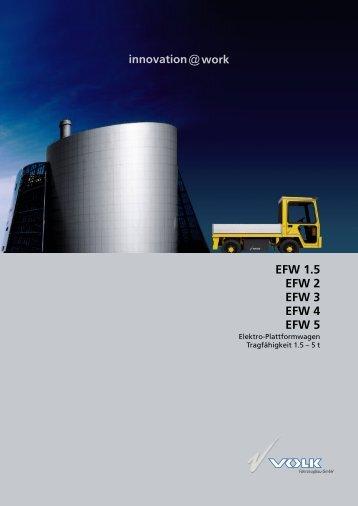 EFW 5 - VOLK Fahrzeugbau GmbH