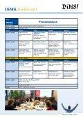 DiMS.UserEvent! Program - DiMS!pedia - Page 4