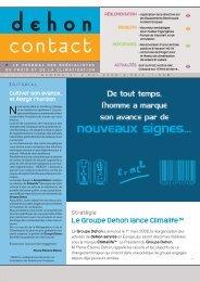 Stratégie Le Groupe Dehon lance Climalife
