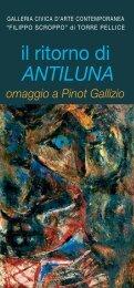 Scarica il pieghevole della mostra - Civica Galleria Filippo Scroppo