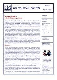 RS Pagine News N°2 Settembre 2005 - RS di Spairani Roberto