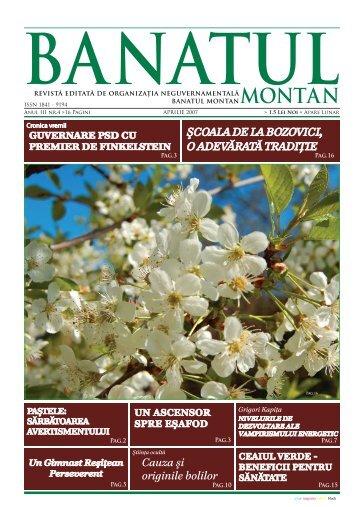 Cauza şi originile bolilor - Revista Banatul Montan