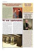 PDF versija - Universiteto naujienos - Vilniaus universitetas - Page 4