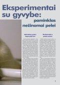 PDF versija - Universiteto naujienos - Vilniaus universitetas - Page 7