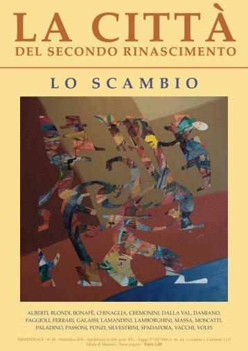 LO SCAMBIO - Il secondo rinascimento