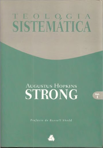 STRONG - Desenvolvimento IPresbiteriana