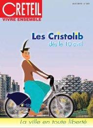 Vivre Ensemble - Avril 2010 - Créteil