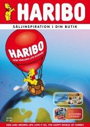 Spännande och säljande kampanj - Haribo