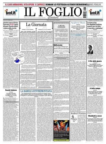 pagina 1 - Biloslavo, Fausto