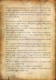 Scarica il documento su pergamena - GRVItalia