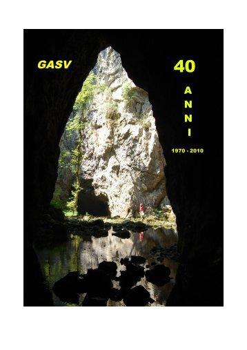 Scarica il pdf con la storia completa del G.A.S.V. - Federazione ...