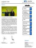 Ausgabe 01/2011 - Volksbank-Raiffeisenbank Dingolfing eG - Seite 2