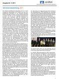 Ausgabe 01/2011 - Volksbank-Raiffeisenbank Dingolfing eG - Seite 3
