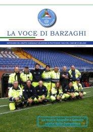 LA VOCE DI BARZAGHI - Comune di Milano