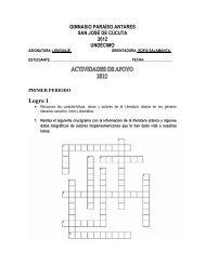 Logro 1 - WebColegios
