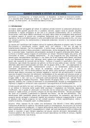 GUARDIE GIURATE E ISTITUTI DI VIGILANZA - Aniv