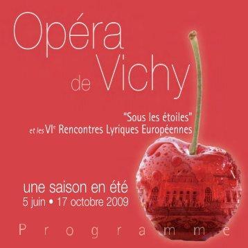 une saison en été - Vichy