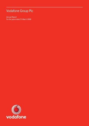 Full Report - Vodafone