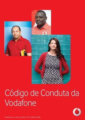 Código de Conduta da Vodafone