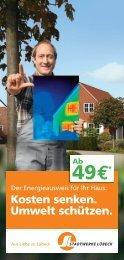 Energieausweis - Stadtwerke Lübeck