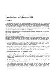 vollständiger Wortlaut der Pressekonferenz vom ... - Münster Marathon