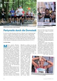 könnt Ihr mehr lesen. [pdf - 4.866 KByte] - Münster Marathon