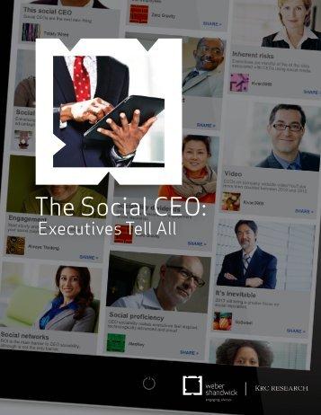 The Social CEO: