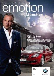 bMW niederlassung München - heller & partner