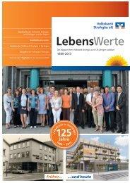 LebensWerte - Volksbank Strohgäu eG