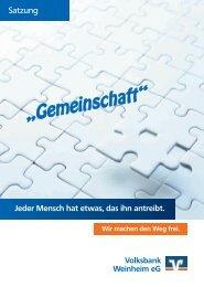Satzung Volksbank Weinheim Kopie (Page 1)