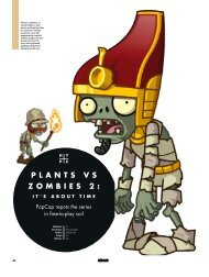PLANTS VS ZOMBIES 2:
