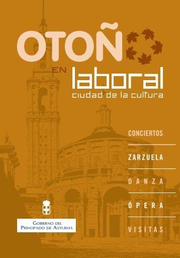 Go Asturias - Laboral Ciudad de la Cultura