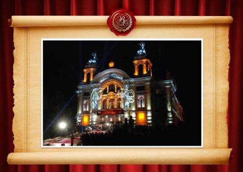il programma - Balul Operei