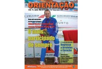 Nº36 - Março 10 - Federação Portuguesa de Orientação