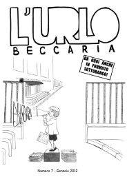 Gennaio 2012 - Studenti del Liceo classico Beccaria