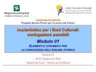 Diapositiva 1 - Centro Formativo Provinciale