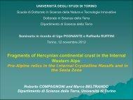 Gran Paradiso - Università degli Studi di Torino