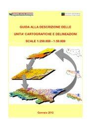guida alla descrizione delle unita - Ambiente - Regione Emilia ...