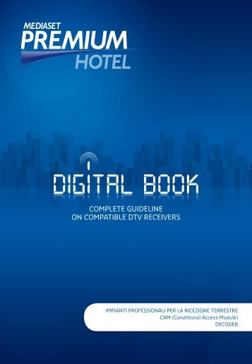 DIGITAL BOOK - Mediaset Premium