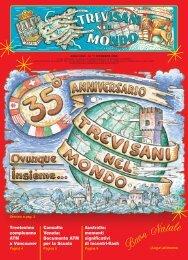 Dicembre 2008 n. 11 - Trevisani Nel Mondo