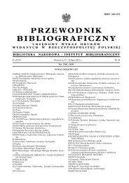 29 - Biblioteka Narodowa