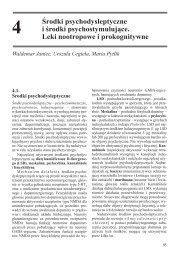 Zobacz fragment (PDF) - Wydawnictwo Lekarskie PZWL