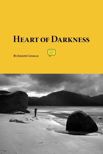 heart of darkness darkness theme
