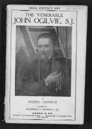 the venerable john ogilvie, sj - Digital Repository Services