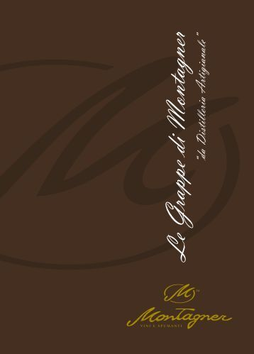 Grappa Catalogue - Montagner