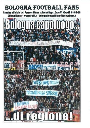 fanza n°12 - Forever Ultras 1974