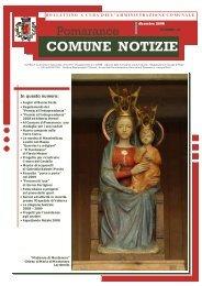 NOTIZIARIO dicembre 08 72 dpi.pdf - Comune di Pomarance
