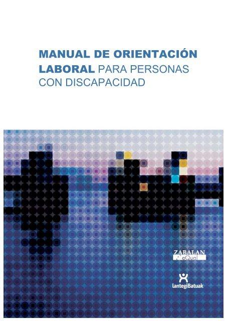 MANUAL DE ORIENTACIÓN LABORAL PARA PERSONAS CON DISCAPACIDAD