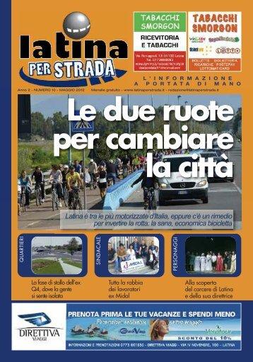 Latina è tra le più motorizzate d'Italia, eppure c'è ... - Latina per Strada